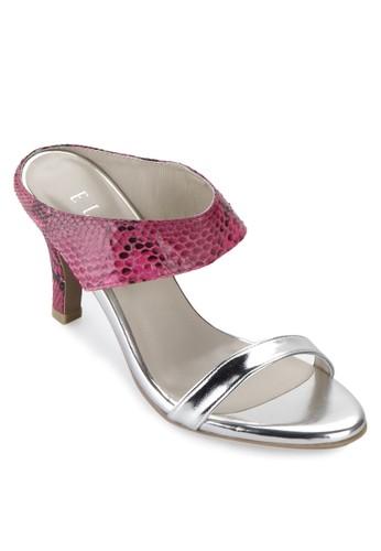 Elle Shoes pink El 30087 EL820SH58VUJID_1