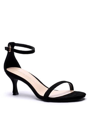 Twenty Eight Shoes Ankle Strap Heel Sandals 366-1 34106SH6C4BA62GS_1