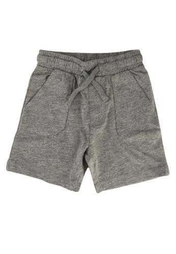 FOX Kids & Baby grey Basic Shorts 98D89KA94F8680GS_1