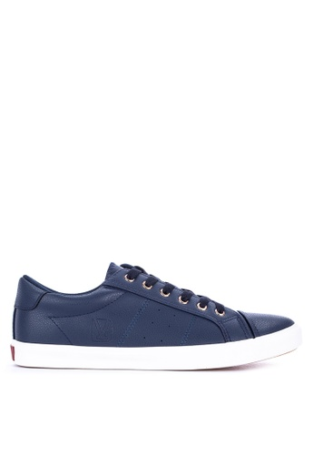 H2Ocean navy Carrizoa Sneakers Lace up 39ACBSH6BC0752GS_1