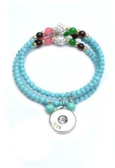 Adjustable Bead Bracelet