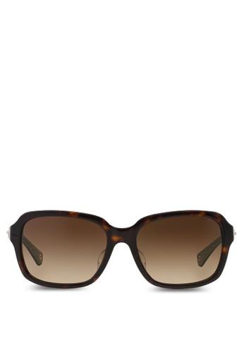 Coach Pesprit手錶專櫃oppy Legacy 太陽眼鏡, 飾品配件, 飾品配件