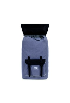 12eb0307ff5 10% OFF Herschel Herschel Little America Backpack Mid Grey X Black Light  Grey X - 25L RM 414.00 NOW RM 372.60 Sizes One Size