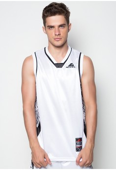 Schayes Basketball Jersey