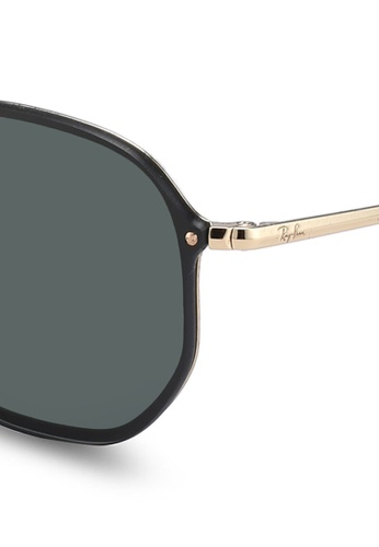 Shop Ray-Ban Ray-Ban RB3579N Sunglasses Online on ZALORA Philippines 8ce5383784
