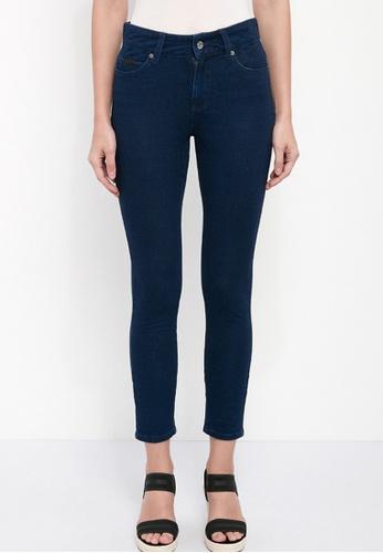 Dkny blue DKNY Women Denim French Terry Jeans 1651DAA57F8850GS_1