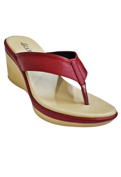 Camino Wedge Sandals A1433