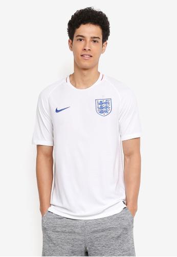 Nike white Men's Nike Breathe England Stadium Jersey 73739AA1132FD1GS_1