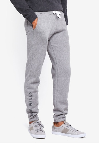 Jack Wills grey Gosworth Jack Wills Sweatpants AF811AA69AFF6CGS_1