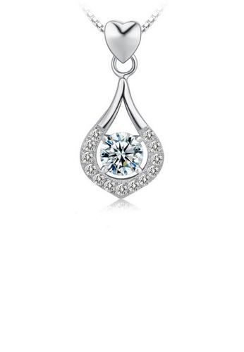 LYCKA silver LPP88150 S925 Silver Necklace C5592AC74809E6GS_1