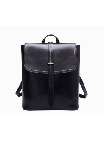 A FRENZ Genuine Leather Vintage Backpack 8E6E1ACBA9897EGS_1