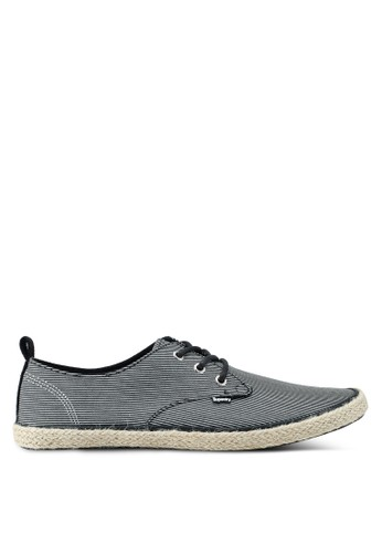 Superdry black Skipper Shoes 8CBD1SH4E04883GS_1