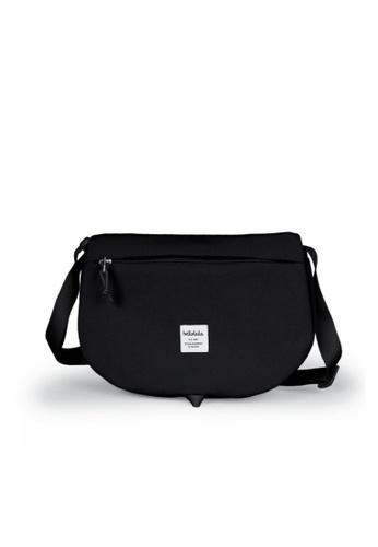 Hellolulu black Hellolulu Elvin All Day Shoulder Bag (Black) E1A63AC893FE70GS_1