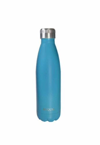 Slique green Insulated Stainless Steel Vacuum Water Bottle/Tumbler 500ml (Matte Finish) 1591FHL2808AE5GS_1