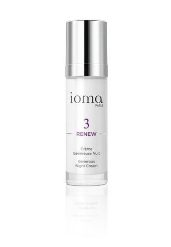 IOMA IOMA Generous Night Cream 30ml 4B822BE4553FAEGS_1