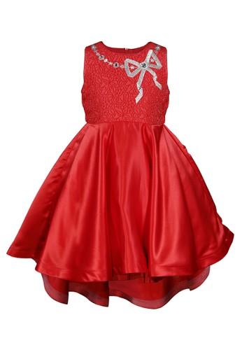 ESTRELLA red Party Dress Natal-Christmas Collection ETA 224 6/12 6B32CKAFE5300FGS_1