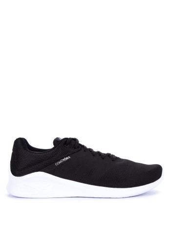 Asics black Comutora Training Shoes 94541SH48E25F5GS_1