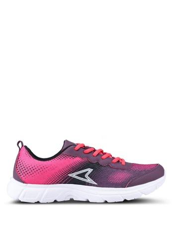 Power 黑色 and 粉紅色 Power 慢跑鞋 A5DD8SHE9DCBDBGS_1