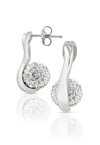 Morellato silver Morellato Luminosa Crystal Earrings SAET05 1DBCBACC5D1F37GS_1