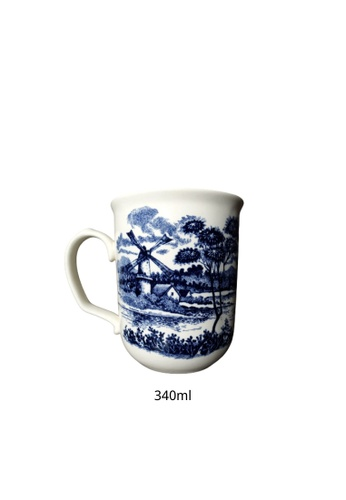 Claytan 185B Windmill Blue-Mug CEF49HL6F20B62GS_1