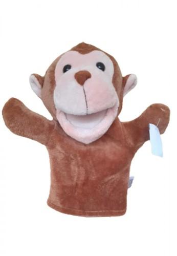 J&J Handpuppet Animal Premium Monkey F43A4TH461C1C4GS_1
