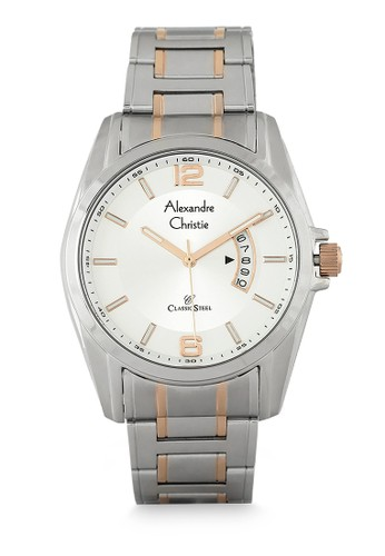Alexandre Christie silver Male Analog Watches 8289 Mdbtrsl ACE1EAC64ED315GS_1