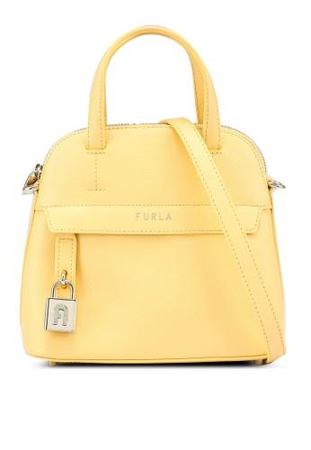 Furla beige Furla Piper Mini Dome Bag 46C56ACF078F39GS_1