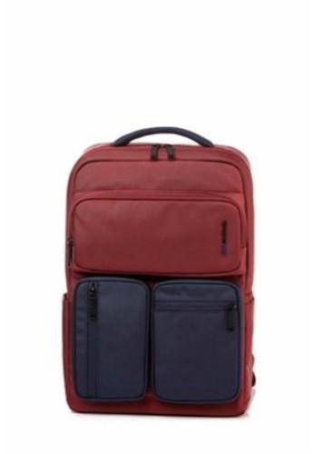 Samsonite red Samsonite Red Allosse Backpack Ionic Red 6EE2FACA3CDEBDGS_1