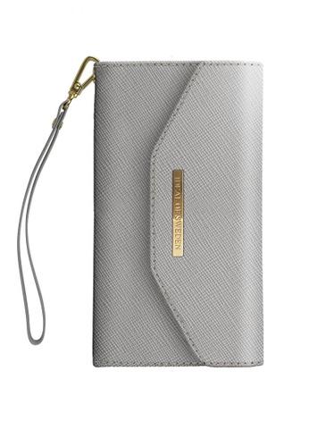 iDeal of Sweden grey Mayfair Clutch iP6,7,8 Plus ID232AC0KFITPH_1
