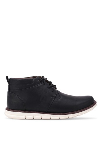 Rocklander black and multi Rocklander Boots RO753SH0UYG2ID_1
