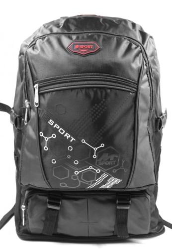Urban Hikers black Tyron Outdoor Sport Multi-Purpose Backpack UR461AC78LENPH_1