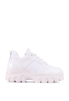 cc32cf028ee47 Buy WHITE SNEAKERS Online | ZALORA Singapore