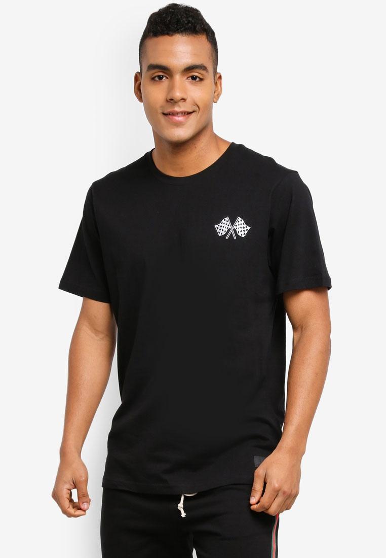 Flesh Black Patch IMP T Candidus Printed Shirt pIwYn8q