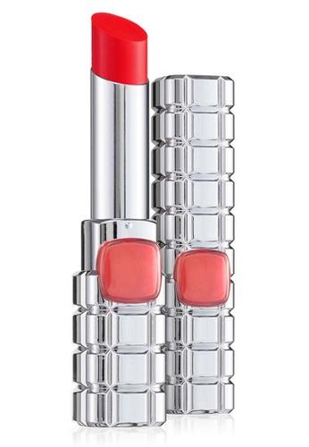 L'Oréal Paris red L'Oreal Paris Color Riche Shine Stick 916 Blush Expression CBA53BEEDF52FDGS_1