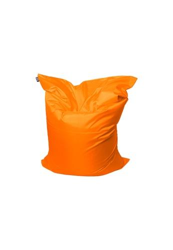 doob green PLOPSTA' - versatile spill-proof doob bean bag (Apple Green) D2887HL42EA866GS_1