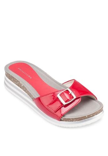 Jesprit 內衣ello 夾腳厚底涼鞋, 女鞋, 涼鞋