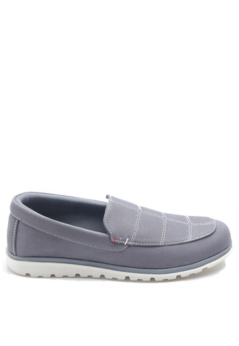 Dr. Kevin grey Dr. Kevin Men Casual Shoes 13294 - Grey DR982SH0U9JFID_1
