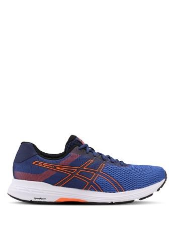 Asics blue Gel-Phoenix 9 Shoes AS989SH0SVSDMY_1