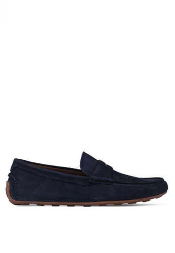 ALDO navy Creiwet Loafers 886D4SH2ABC365GS_1