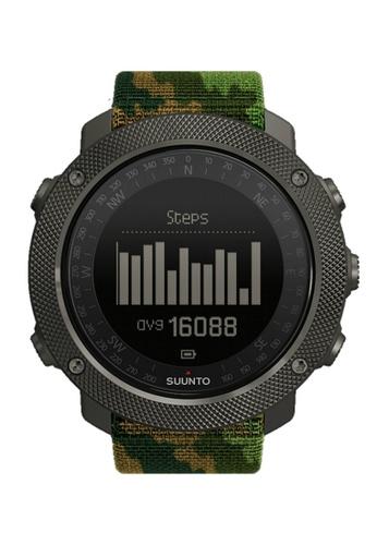 SUUNTO green Suunto Traverse Alpha Woodland – the GPS/GLONASS outdoor watch 664C0AC83378E0GS_1