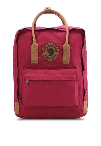 Fjallraven Kanken red Kanken No. 2 Backpack FJ382AC33YJMMY_1