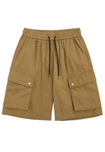 Twenty Eight Shoes Fashion Brand Casual Tooling Shorts 3087S20 F0BBBAA4EB0829GS_1