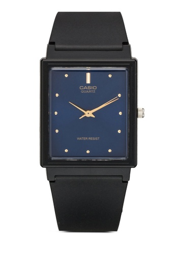 Casio black Casio Standard Analog Men's Black Resin Strap Watch MQ-38-2A CA843AC71YSYMY_1