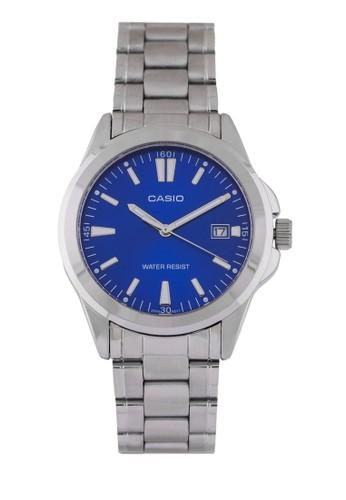 Casio MTP-1213Aesprit台北門市-2A2DF 不銹鋼鍊錶, 錶類, 不銹鋼錶帶