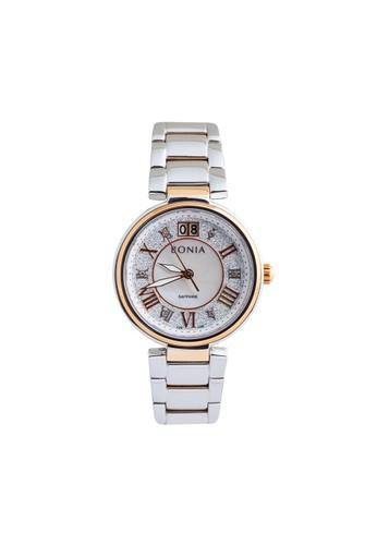 BONIA white and silver Bonia Premium - BP10367-2653 - Jam Tangan Wanita BC636AC8ED46BCGS_1