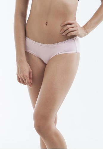 Raquel Lingerie pink Caitlyn Pink Hipster Panty RA363US14SJPID_1