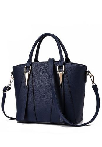 TCWK blue Ladies Shoulder Bag TC258AC92WRZMY_1