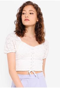 c793834c711aa9 Shop TOPSHOP Blouses for Women Online on ZALORA Philippines