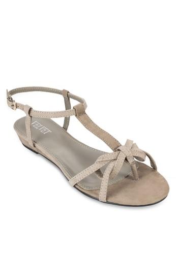 Abbey Strappy Szalora時尚購物網的koumi koumiandals, 女鞋, 鞋