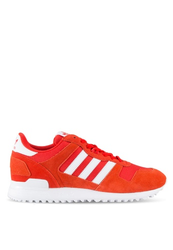 ADIDAS red zx 700 shoes 61666SHB184521GS_1